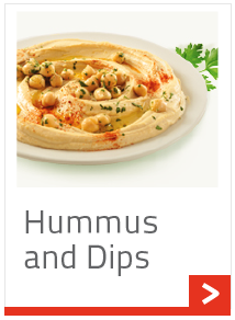 Hummus and Dips