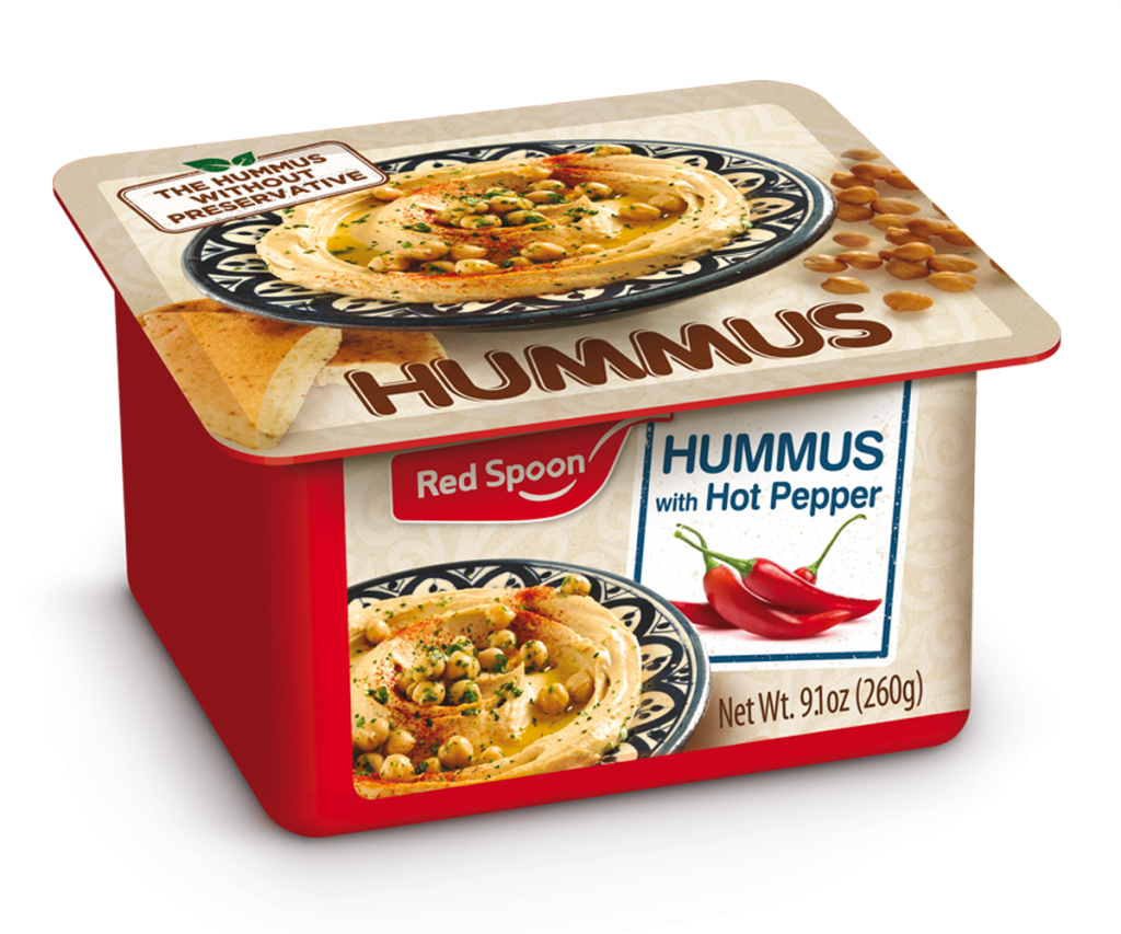 Hummus_Hot Pepper 260g