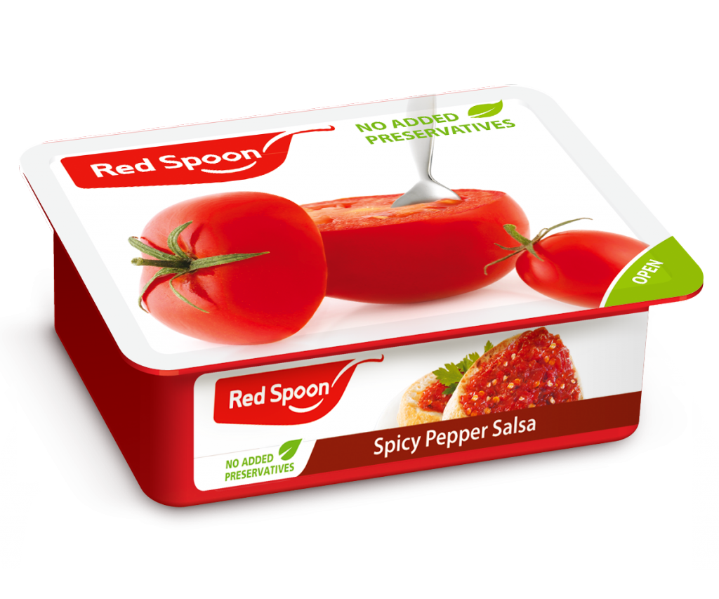 Spicy Pepper Salsa 100g