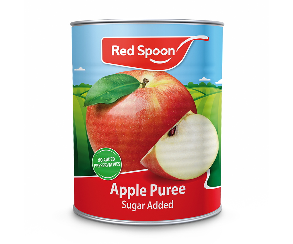 sweet Apple puree a2